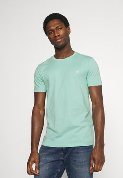 Marc O'Polo - SHORT SLEEVE - T-Shirt basic - mint