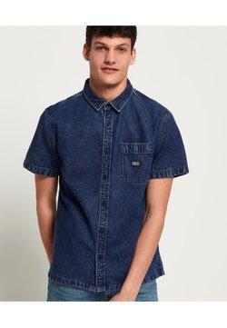Superdry - Shirt - fairborn dark blue