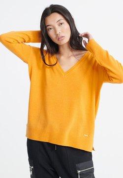 Superdry - Pullover - golden rod