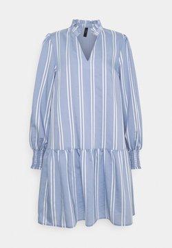 YAS - YASHOPPA DRESS - Freizeitkleid - dusk blue