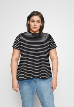 Simply Be - DRESS - Jerseykleid - black