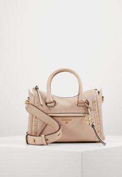 MICHAEL Michael Kors - CARINE SATCHELPEBBLE - Handtasche - soft pink