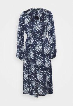 BCBGMAXAZRIA - DAY LONG DRESS - Robe d'été - pacific blue flora