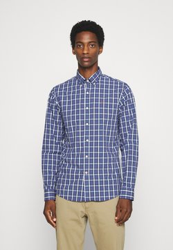 IZOD - PLAID SHIRT - Hemd - turkish sea