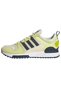 adidas Originals - ZX 700 HD - Sneaker low - pulse yellow/crew navy/easy yellow