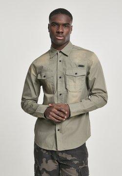 Brandit - HARDEE - Overhemd - olive