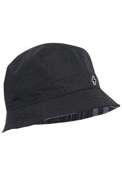 Superdry - SPORTSTYLE BUCKET - Hattu - black aop