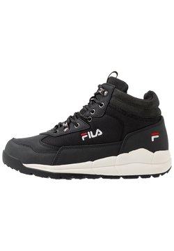 Fila - ALPHA MID - Sneaker high - dark shadow