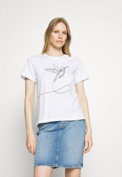 Anna Field - T-shirts print - white