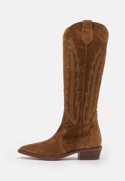 Alpe - CECILE - Cowboy/Biker boots - cognac