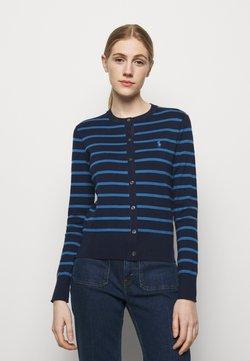 Polo Ralph Lauren - PIMA STRETCH - Strickjacke - blue multi