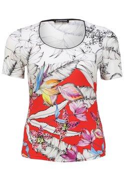seeyou - T-Shirt print - rot