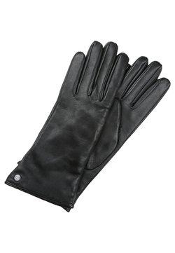 Roeckl - NEW CLASSIC - Fingerhandschuh - black