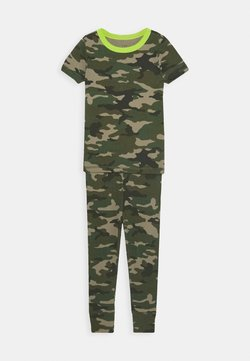 GAP - BOY CAMO - Pyjamas - green