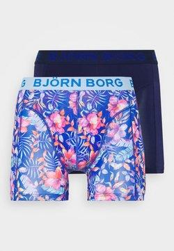 Björn Borg - OKINOWA SAMMY 2 PACK - Shorty - blue