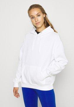 Even&Odd - BASIC - Oversize Hoodie - Kapuzenpullover - white