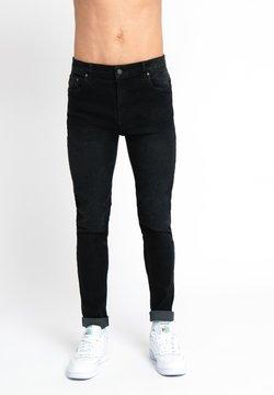 Urban Threads - Slim fit jeans - blue denim