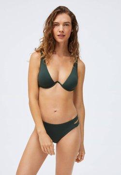 OYSHO - STRAP DETAIL - Bikinibroekje - evergreen