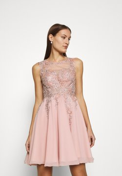 Swing - Cocktailkleid/festliches Kleid - peach