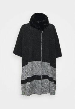 Marks & Spencer London - COLLAR DESIG - Cape - black