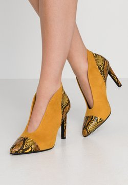 Marco Tozzi - High Heel Stiefelette - saffron