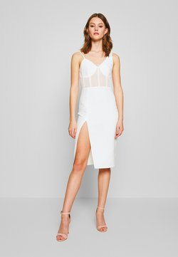 4th & Reckless - ROSALIE - Cocktailkleid/festliches Kleid - white