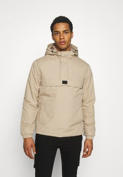 Jack & Jones - JORRAMBLER ANORAK - Windbreaker - crockery