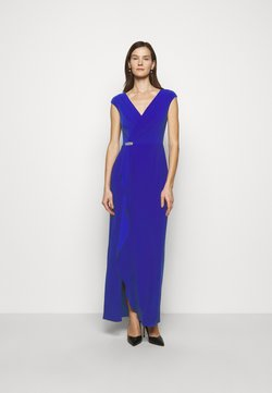 Lauren Ralph Lauren - CLASSIC LONG GOWN - Festklänning - french ultrmarine