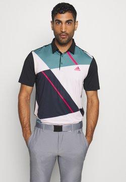 adidas Golf - ULTIMATE 365 SHORT SLEEVE  - Polo shirt - black