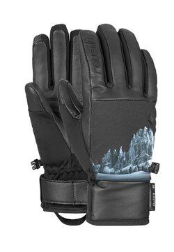 Reusch - GIORGIA R-TEX® XT - Fingerhandschuh - black/mountain