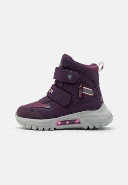Kappa - SUPERCAL TEX UNISEX - Hikingschuh - purple/rosé
