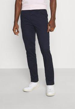 Selected Homme - SLHSLIM DEREK PANTS  - Chinosy - navy blazer