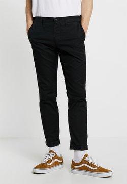Carhartt WIP - SID LAMAR - Chinot - black rinsed