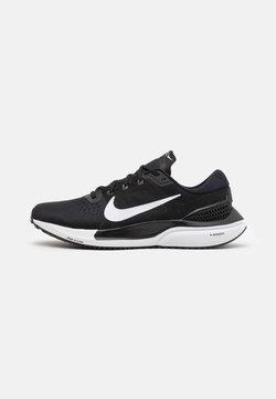 Nike Performance - Zapatillas de running neutras - black/white/anthracite/volt