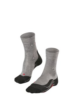 FALKE - TK5 ULTRA LIGHT - Sportsocken - grey