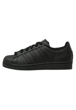 adidas Originals - SUPERSTAR FOUNDATION - Sneakers laag - core black