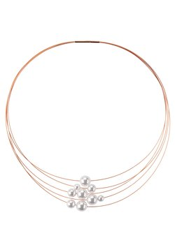 Heideman - KETTE MIT PERLE  - Halskette - rose gold-coloured