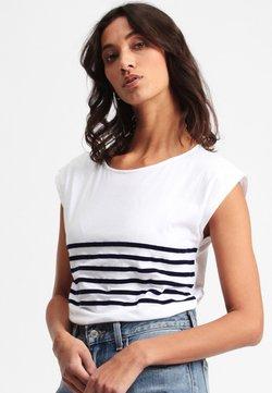 Forvert - MOLONA - T-Shirt print - white