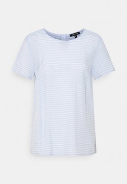 More & More - BLOUSE - Bluse - white multicolor