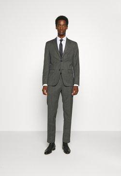 Calvin Klein Tailored - EXCLUSIVE MINIDOT SUIT - Jakkesæt - blue