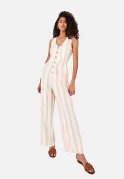 LC Waikiki - Jumpsuit - beige striped