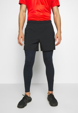 Jack & Jones - JCOZREFLECTIVE RUNNING  - Tights - sky captain
