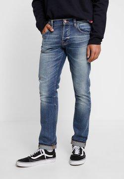 Nudie Jeans - GRIM TIM - Jeans slim fit - blue denim