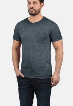 Solid - ROY - T-Shirt print - grey