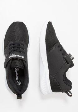 KangaROOS - KL-HINU - Sneakers laag - jet black