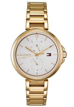 Tommy Hilfiger - DRESSED - Montre - gold-coloured