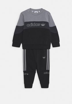 adidas Originals - CREW  - Trainingspak - grey/black