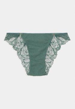 Women Secret - HIPSTER BRIEF - Slip - bay green