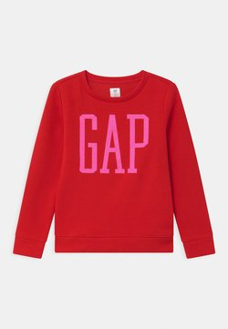 GAP - GIRL LOGO - Bluza - pure red