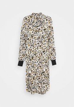 Bruuns Bazaar - FLORA NESS DRESS - Vestido camisero - golden day